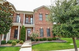 frisco tx townhomes in