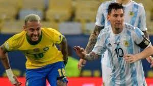 ملخص وأهداف مباراة الأرجنتين ضد البرازيل في نهائي كوبا أمريكا – يوم نيوز