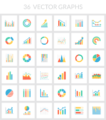 30 Free Vector Graph Chart Templates Ai Eps Svg Psd