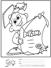Strong Coloring Pages For Toddlers Preschool A 13707