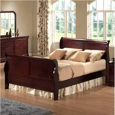 bordeaux louis philippe style bedroom furniture collection. Austin Group Bordeaux Full Sleigh Bed Louis Philippe Style Bedroom Furniture Collection