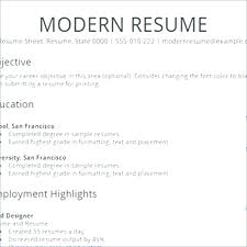 Sample Resume Forms Samples Of Good Resumes Sample Resume Format For