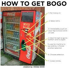 Soda Vending Machine Profits Stunning How To Get Free Soda
