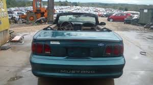 1998 Ford Mustang GT Convertible for sale near Bedford, Virginia ...