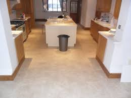 Cream Kitchen Floor Tiles Natural Modern Nuance Of The Cream Tiles Dining Room That Has