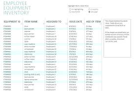 Inventory Spreadsheet Template Fascinating Inventory Templates Free Sample Example Format Content Template