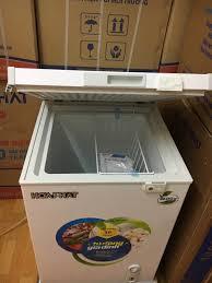 tủ đông hòa phát 100l dàn đồng - Tủ đông mini trữ sữa cho các mẹ bỉm sữa