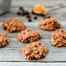 Healthy No Bake Chocolate Peanut Butter Cookies Joyfoodsunshine