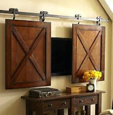 flat screen tv cabinet. Hidden Flat Screen Tv Cabinet With Doors For Throughout Hide Remodel 9 N