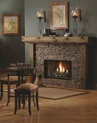 10 fireplace ideas with stone tiles river rock brick modern style