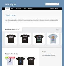 35 best wordpress woocommerce themes for 2017 wootique is quite professional and cleanly designed wordpress theme for ecommerce websites the theme also comes from the awesome team of developers who