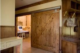 image of interior residential sliding barn doors barn style sliding doors