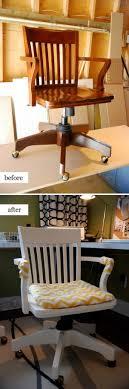 repurpose old furniture. Easy Desk Chair Makeover Repurpose Old Furniture F