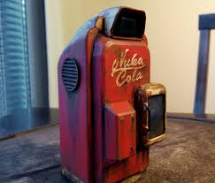 Nuka Cola Vending Machine For Sale Classy I Built A Nuka Cola Vending Machine Album On Imgur