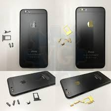 iphone 6 black back. iphone 6 6s plus to convert 7 housing steel back black gold iphone e