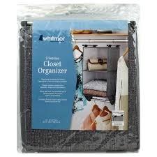 extraordinary whitmor closet closet organizer 2 section whitmor 9 section collapsible closet shelves