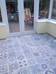 Tiles. amusing blue floor tiles: blue-floor-tiles-blue-bathroom ...