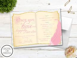 Free Printable Invitations For Book Themed Baby ShowerLibrary Themed Baby Shower Invitations