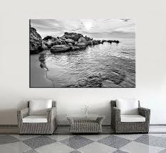 1 piece wall art multi panel art black and white large canvas black on canvas black and white wall art with 1 piece black and white canvas landscape huge pictures