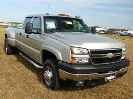 USED CAR TRUCK FOR SALE DIESEL V8 2006 Chevrolet 3500 HD DUALLY ...
