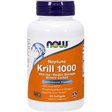 <b>Neptune Krill</b> Oil <b>1000</b> MG (60 Softgels) by Now Foods at the ...