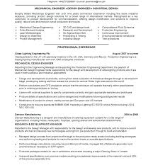 Mechanical Engineering Resume Template Impressive Engineer Resume Templates As Well As Civil Engineer Resume Sample To