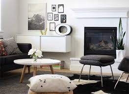 amazing 20 living rooms adorned with cowhide rugs of black and white living room rug