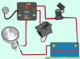 how to install spotlights on your vehicle 15 steps image titled install spotlights on your vehicle step 10