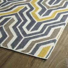 interior amusing yellow and gray chevron rug 34 about remodel interior decor home with yellow