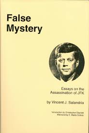 bp jfk collection essays on the assassination of jfk salandria vincent j