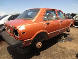 Junkyard Find: 1982 Toyota Corolla Tercel - The Truth About Cars