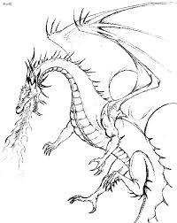 Small Picture Dragon Art Coloring Pages nebulosabarcom
