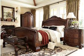 north shore queen sleigh bedroom set. example of bedroom decor using this furniture north shore queen sleigh set o