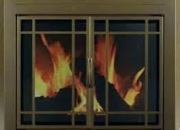 small fireplace doors pleasant hearth small glass fireplace doors en home depot screens fireplace glass doors