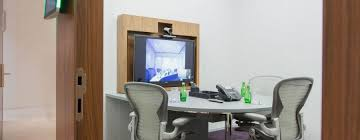 office centre video. Shanghai - HKRI Centre One Video Conference Office ,