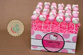 Lottie And Lil Blog Hello Kitty Cake Pops
