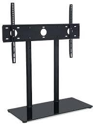 tv table stand. adjustable tabletop tv stand desk mount black default name universal flat foot on table bracket t