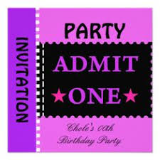 18 Best 11th Birthday Party Invitations Images Birthday Party