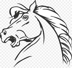 peruvian paso standardbred coloring book horse head mask drawing horse head