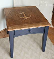 Coffee End Tables Anchors Aweigh End Table