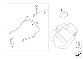 Case holder mounting parts