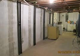 bowend and ed basement wall repair