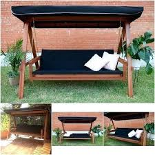 3 seat porch swing porch swing bed daybed outdoor 3 seat canopy convertible bench patio bed hammock 3 seat patio swing cover