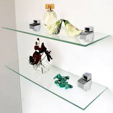 whole glass shelving for hotels restaurants offices or any business custom cut exactly to your size specifications
