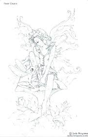 Free Fairy Coloring Pages For Adults Gopaymentinfo
