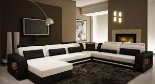 vig furniture quality sofa brands Amazing quality sofa brands VIG Furniture Divani Casa Contemporary Black and White Bonded Leather Sectional un mon best quality sofa brands in india gripping high q