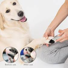dels of newest pet dog nail grinder clipper usb recharge professional electric trimmer wheel sand