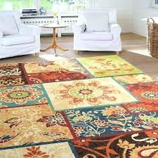 rugs collection multi area rug x target 7 12 patio