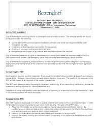 Response To Rfp Sample Sample Response Cover Letter Lovely Template Beautiful