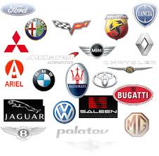 Automobile: French Automobile Logos